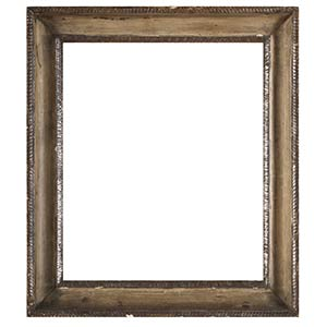 FRAME, LUCCA, 19th CENTURYGolde wooden ...