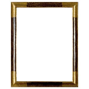 FRAME, MARCHE, 17TH CENTURYGolden and ...