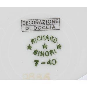 GIÒ PONTI - RICHARD ...