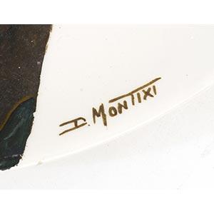 MONTIXI D. - PERROTTI E.Due piatti ...