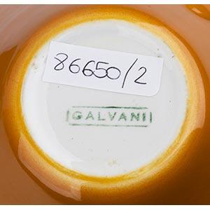 GALVANI - PORDENONEDue ciotole con ...