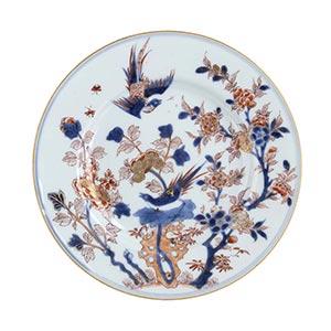 AN 'IMARI' DISHChina, Qing dynasty, ...