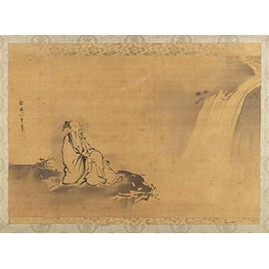 KANŌ TAN'YŪ (ATTRIBUITO)(1603-1674)Il ...
