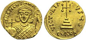 Philippicus Bardanes (711-713), Solidus, ...