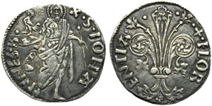 Republic of Florence (1189-1533), Grosso (6 ...
