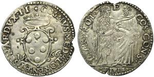 Grand Duchy of Tuscany, Cosimo I De Medici ...