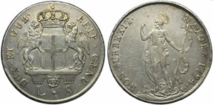 Genua, Republic (Dogi Biennali 1528-1797), 8 ...