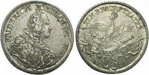 Prussia, Friedrich II (1740-1786), 1 Thaler, ...