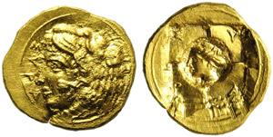 Sicily, Syracuse, 20 Litrae, Dionysios I ...