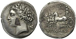 Sicily, Syracuse, Fifth Democracy (214-212), ...