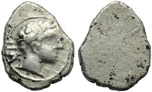 Etruria, Populonia, 2 Units and 1/2, c. 400 ...