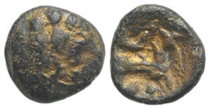 Celtic, North-East Gaul. Remi, c. 2nd-1st ...