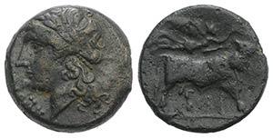 Southern Campania, Neapolis, c. 270-250 BC. ...