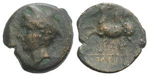 Eastern Italy, Frentani, mid 3rd century BC. ...