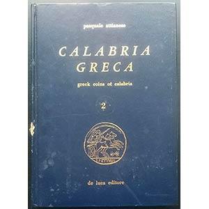 Attianese P., Calabria Greca Vol. 2. ...