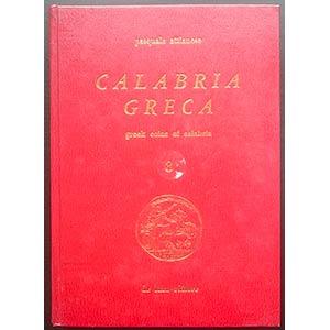 Attianese P., Calabria Greca Vol. 3. Thurium ...