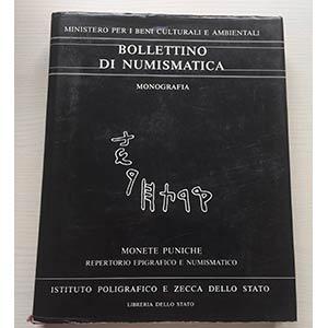 Bollettino di Numismatica Monografia Anno ...