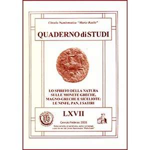 Circolo Numismatico Mario Rasile, Quaderno ...