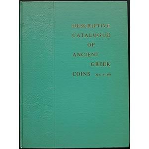 Hill G.F., Descriptive Catalogue of Ancient ...