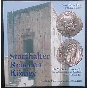 Klose D. O.A., Museler W., Statthalter ...