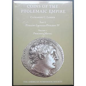 Lorber C.C., Coins of the Ptolemaic Empire - ...