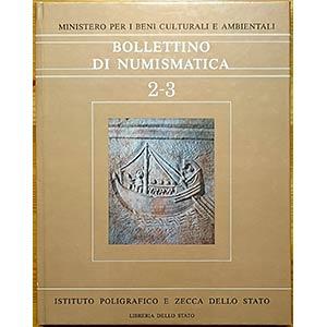 AA. VV. – Bollettino di Numismatica 2-3, ...
