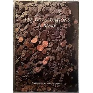 AA. VV. – Les devaluations a Rome epoque ...