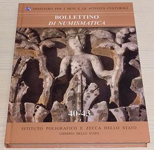 Bollettino di Numismatica 40-43, Il tesoro ...