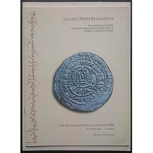 Protonotarios P.N., Sailing From Byzantium. ...