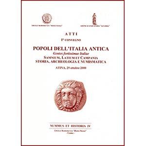 AA. VV. - Popoli dell'Italia Antica, ...