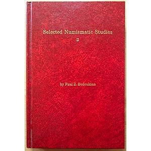 Bedoukian P.Z., Selected Numismatic Studies ...