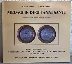 MODESTI A. – Medaglie degli anni Santi ...