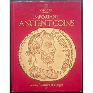 Christie's, Important Ancient Coins. ...