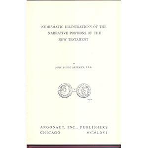 AKERMAN Y. J. – Numismatica illustration ...