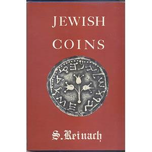REINACH  S. – Jewish coins. Chicago, 1966. ...