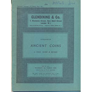 GLENDINING & Co.- Catalogue ancient coins in ...