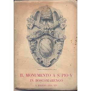 A.A.V.V. – Il monumento a S. Pio V in ...