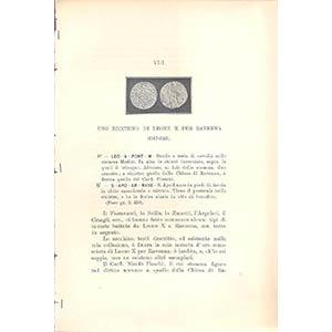 GNECCHI  E. - Appunti di numismatica ...