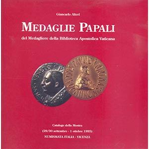 ALTERI  G. – Medaglie papali del ...