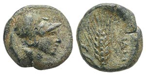 South Italy, Uncertain mint (Teate?), c. 3rd ...