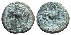 Sicily, Syracuse. Hieron II (274-216 BC). Æ ...