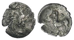Northern Apulia, Arpi, c. 325-275 BC. AR ...