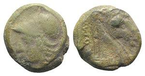 Anonymous, Rome, c. 260 BC. Æ (15mm, 5.52g, ...