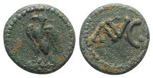 Augustus (27 BC-AD 14). Phoenicia, Berytus. ...