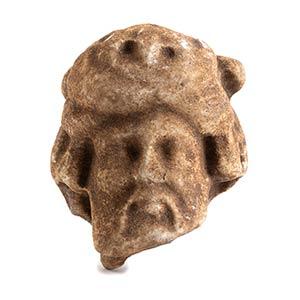 Ritratto di Eracle I - II secolo d.C. alt. ...