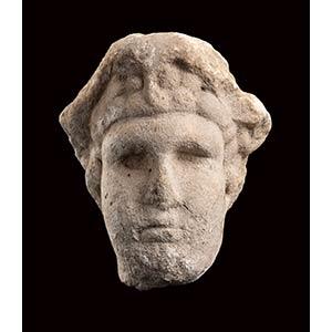 Ritratto femminile II - III secolo d.C. alt. ...