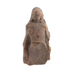 Statuetta di Ercole in terracotta IV - III ...