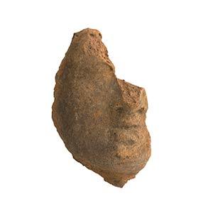 Maschera votiva in terracotta IV - III ...