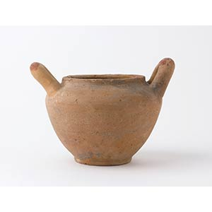 Olla biansata magnogreca III secolo a.C. ...