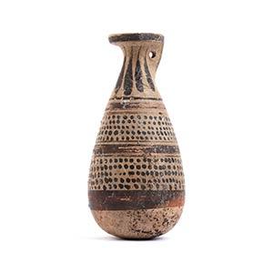 Alabastron etrusco-corinzio VII - VI secolo ...